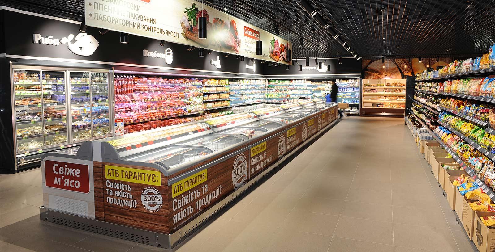 Диспетчеризация и энергоменеджемент супермаркета